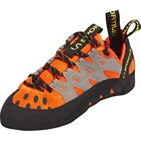 La Sportiva Tarantulace Climbing Shoes grey/orange